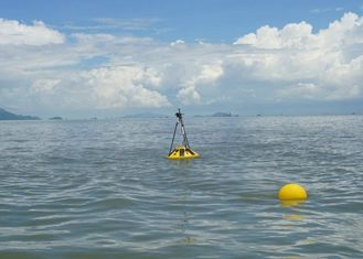 High Stability Navigation Sea Marker Buoy Good Anti Collision Capability